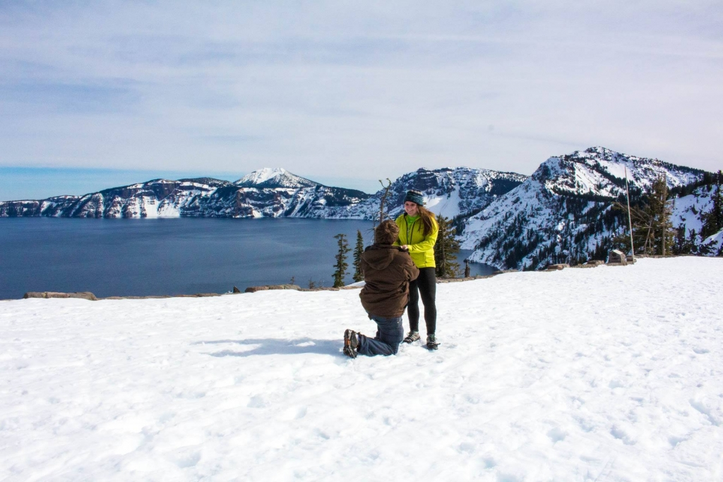 Crater Lake Engagement