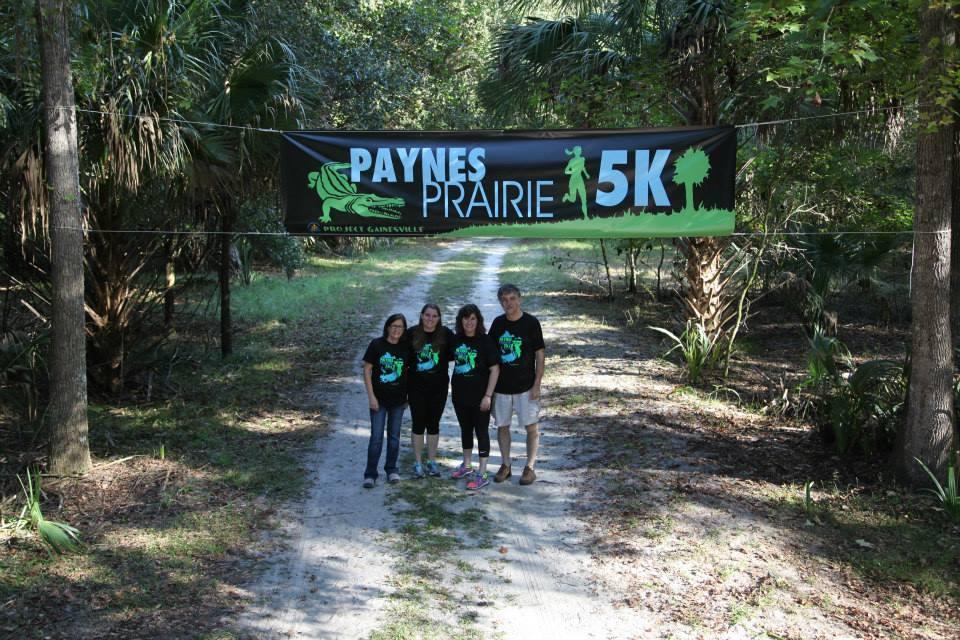 Paynes Prairie 5K
