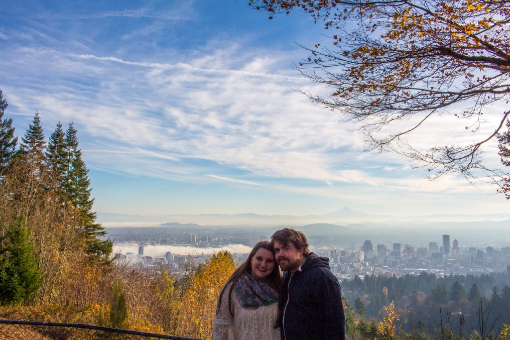 Together at Pittock