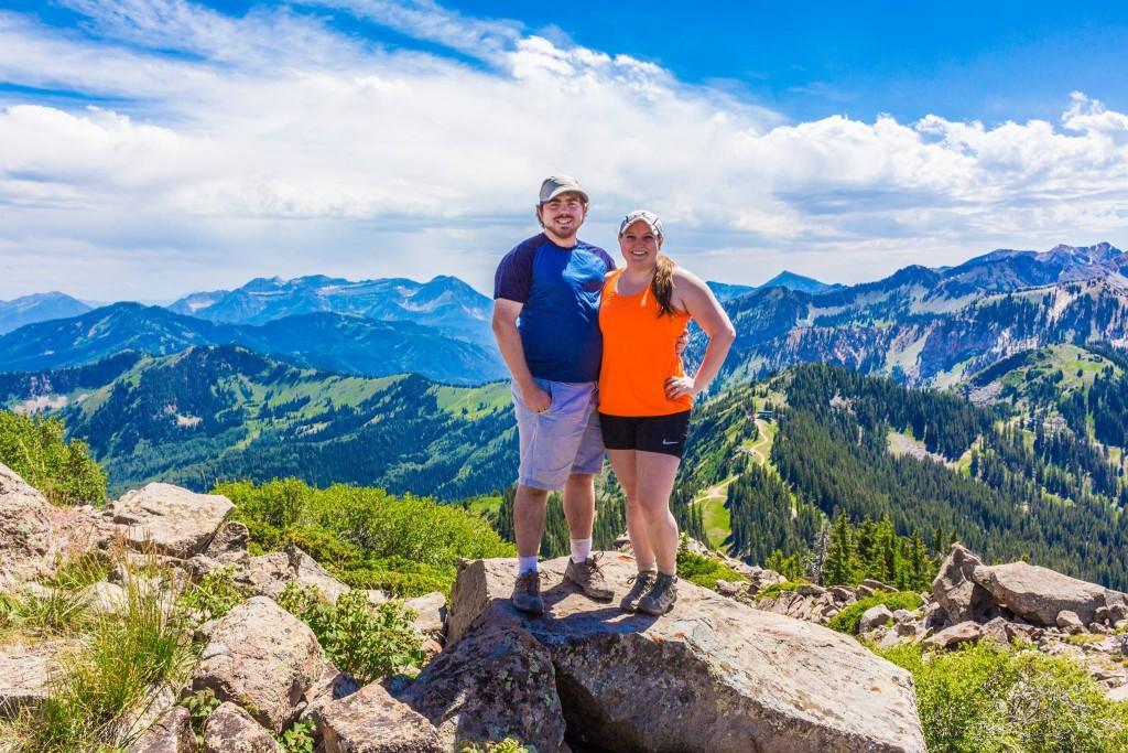 Clayton Peak Utah