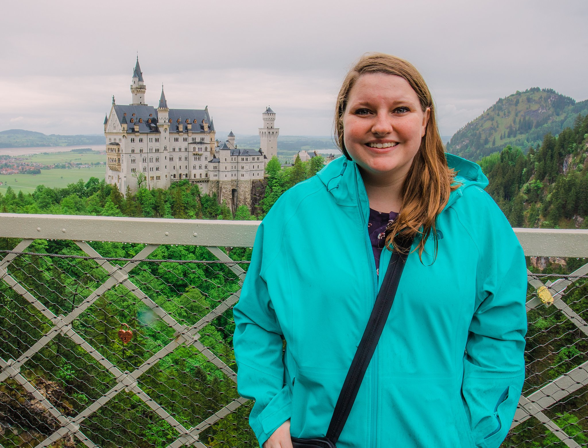 anniversary,bavarian,castle,couple vacation,europe,germany,neuschwanstein castle,swiss,switzerland,