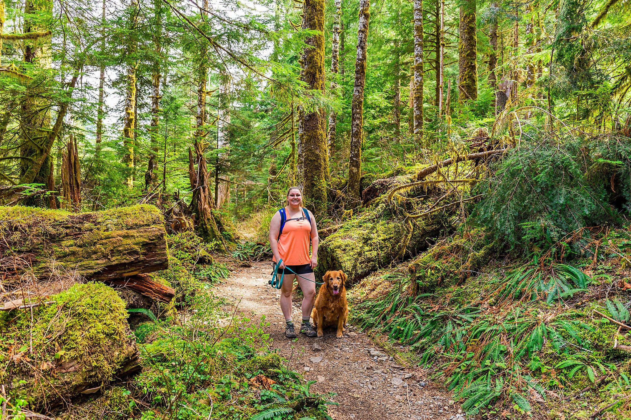 barclay lake, alpine lake, family friendly hike, dog friendly