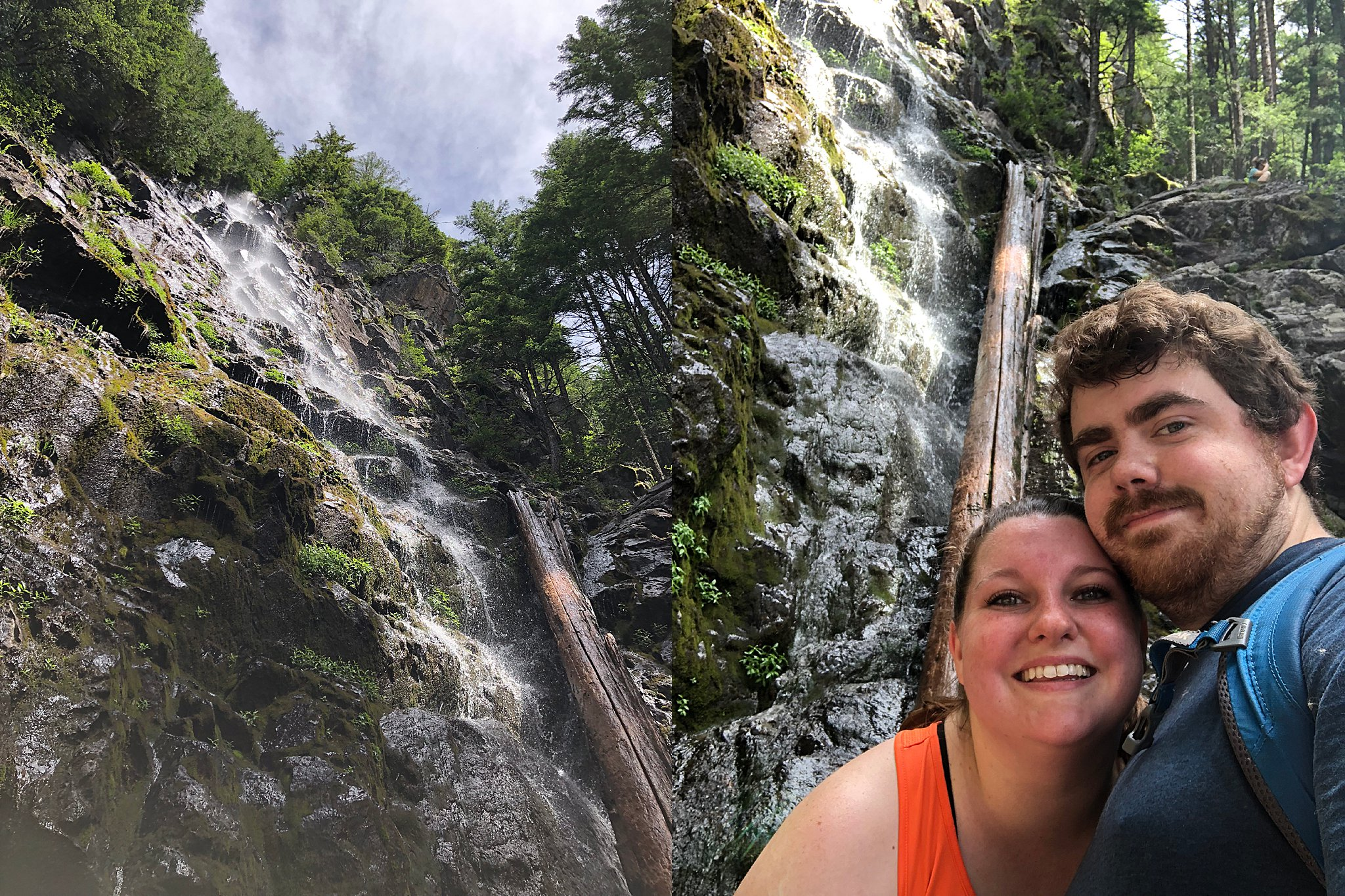 Teneriffe Falls, Kamikaze Falls, north bend, washington, 52 hike challenge